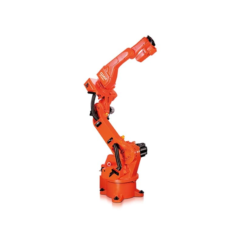 4kg Payload 1410.5mm Reaching Distance China 6 Axis welding Robotic arm
