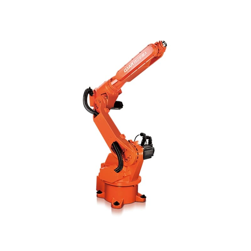 6kg Payload 1441mm Reaching Distance China 6 Axis welding handling Robot arm