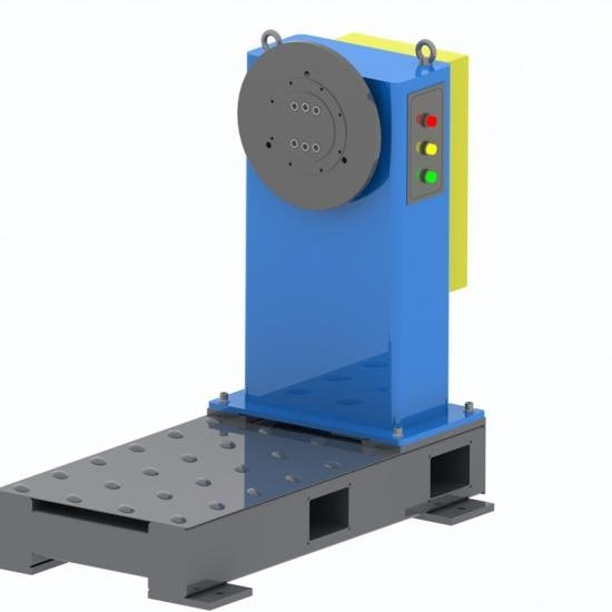 Single Axis Main Box Servo Positioner