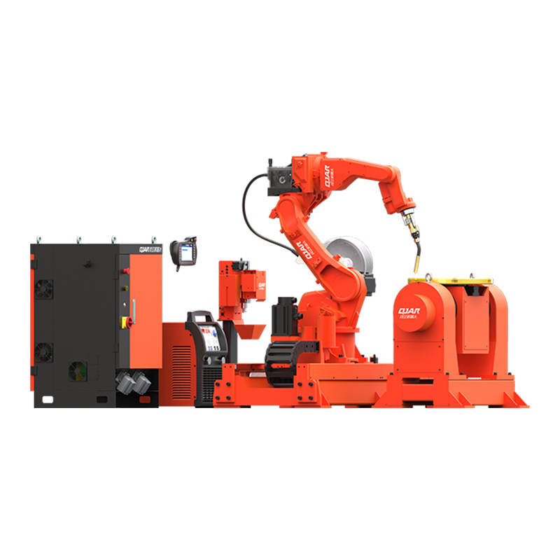 QJRH4-1A welding robot workstation